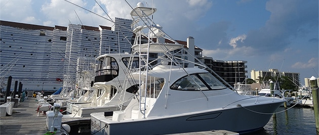 All-Weather Versatility in a Viking 42 Sport Tower