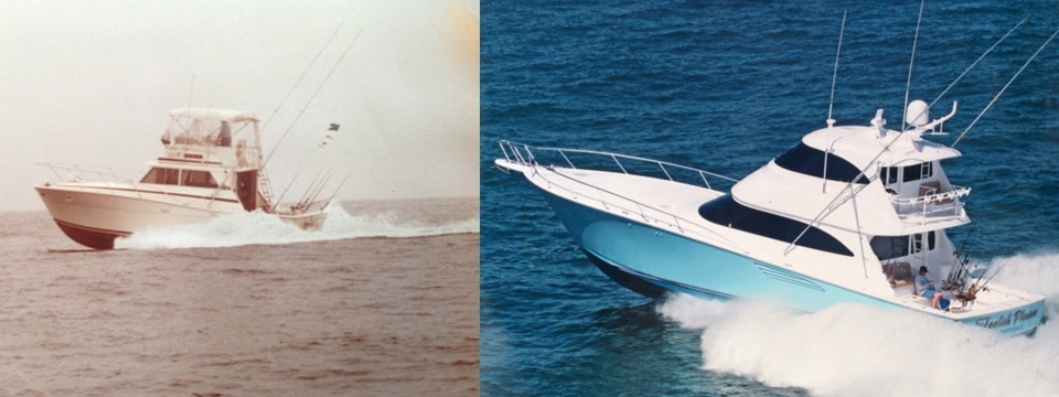 Lines of Pedigree for a Longtime Viking Yachts Owner