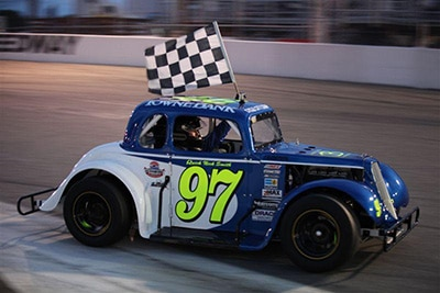 Bluewater Motorsports Team Dominates Whelen All-American Season at Langley Speedway