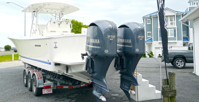 Regulator 34 Yamaha