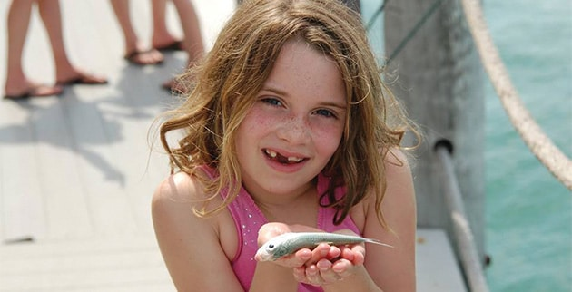 Children Angler Competition