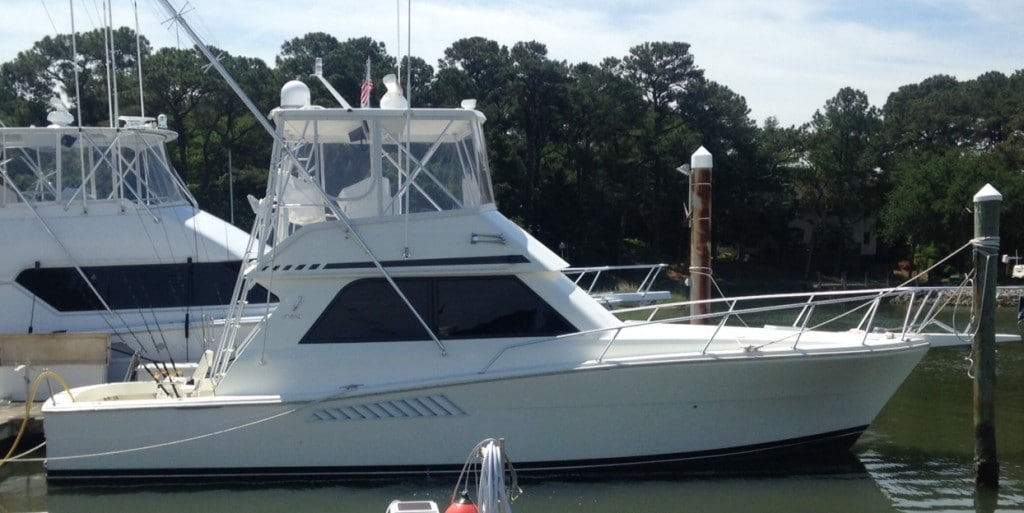 All-Winter Refit on a Viking 38 Pleases her Owner