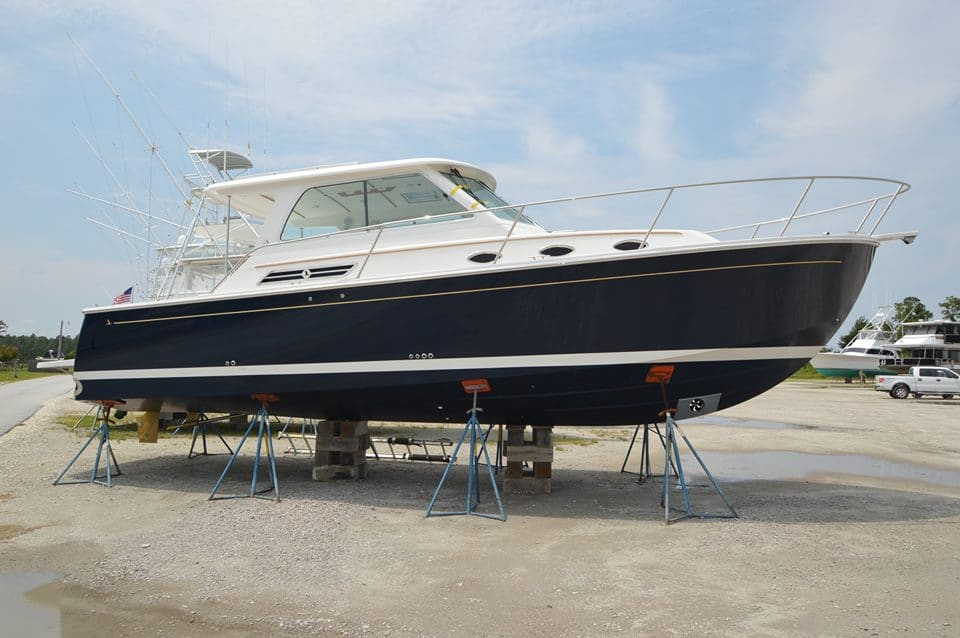 Delivered: Our 2015 Back Cove 34