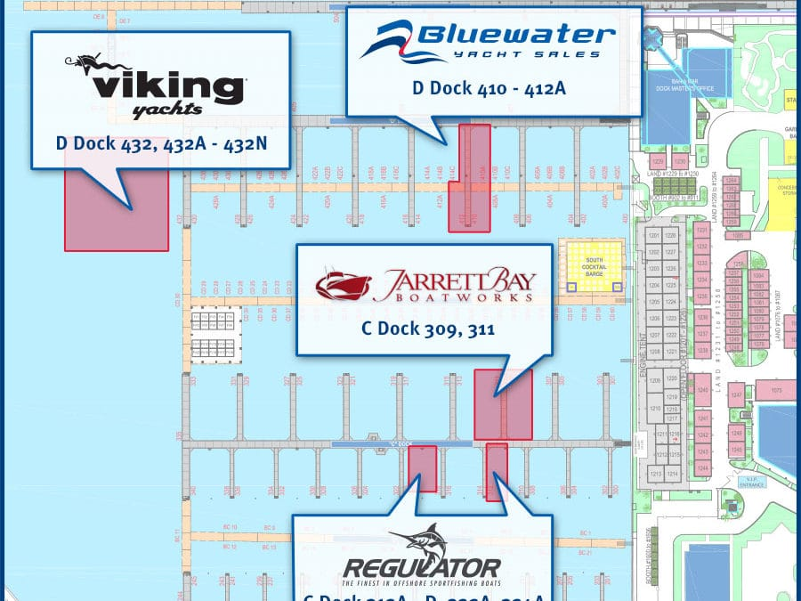 Meet us at the Fort Lauderdale International Boat Show
