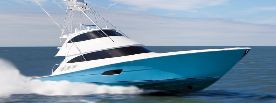 World Premiere of the Viking 92C at FLIBS