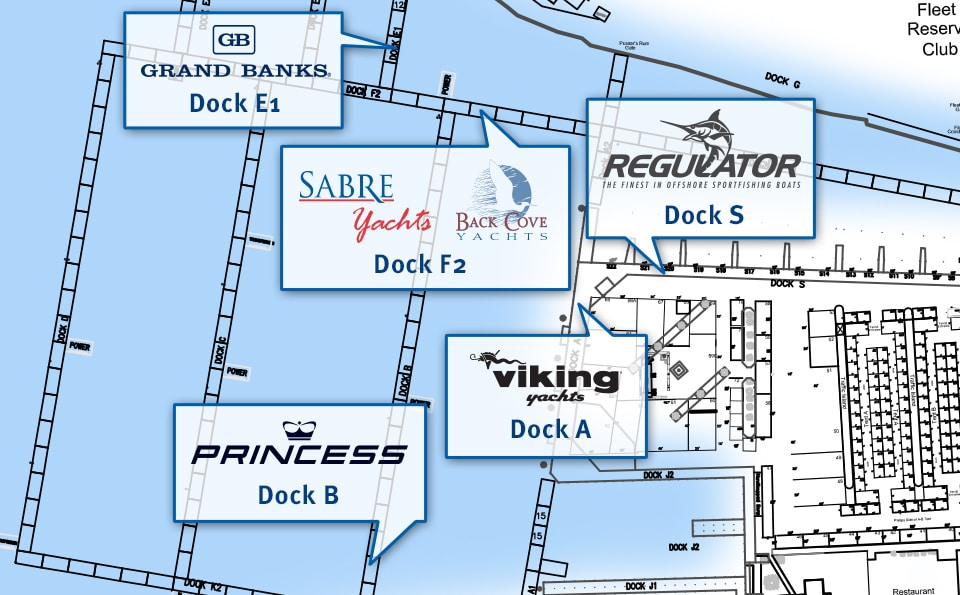 Bluewater Annapolis Boat Show Planner