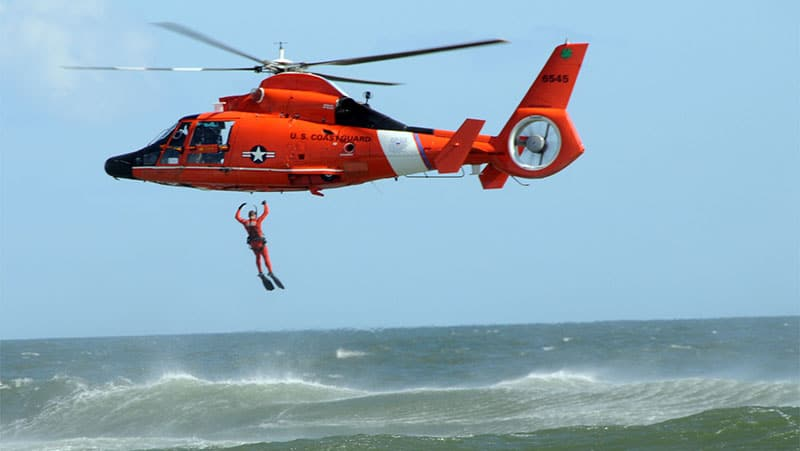Get Connected to the Coast Guard's Rescue 21 System