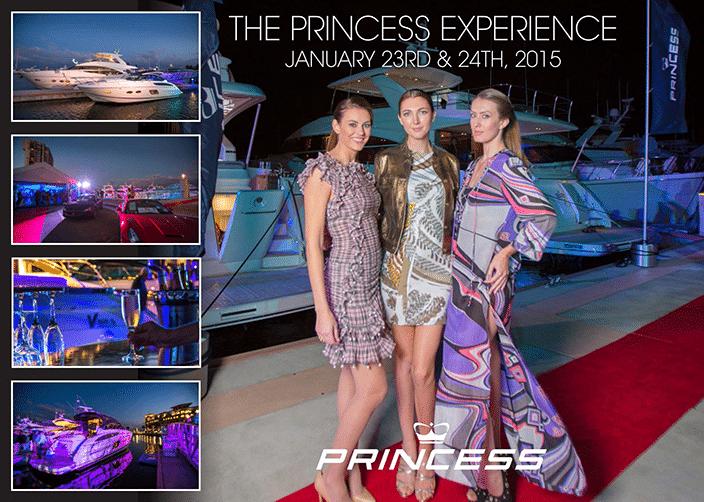 Princess Yachts Experience at Palm Harbor Marina