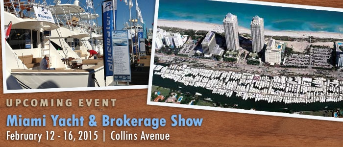 Miami Yacht & Brokerage Show