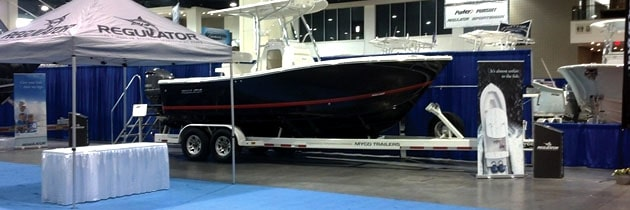 Raleigh Convention Center Boat Show