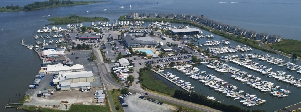 Mears Point Marina Grasonville