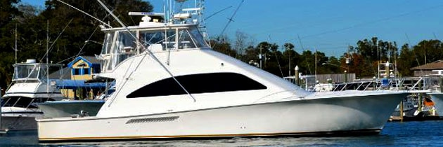 57 Ocean Yachts