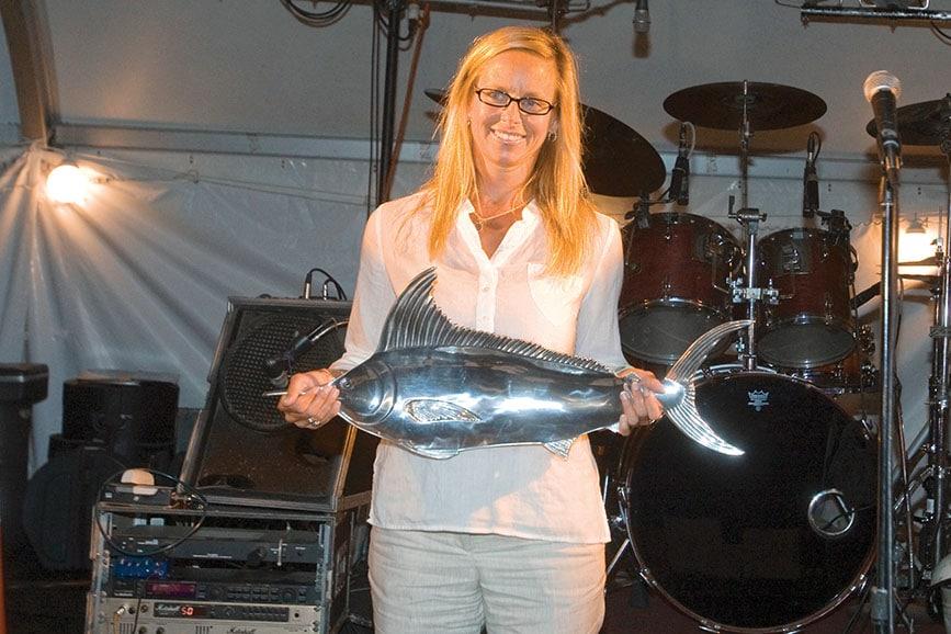 Grand Slam Lady Angler
