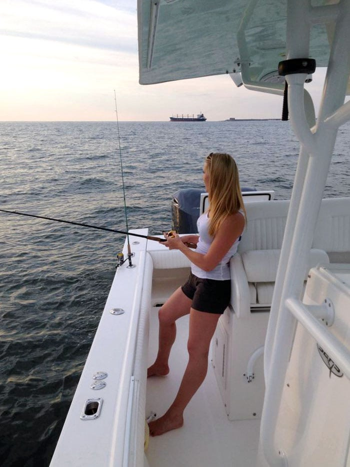 Murphy fishing