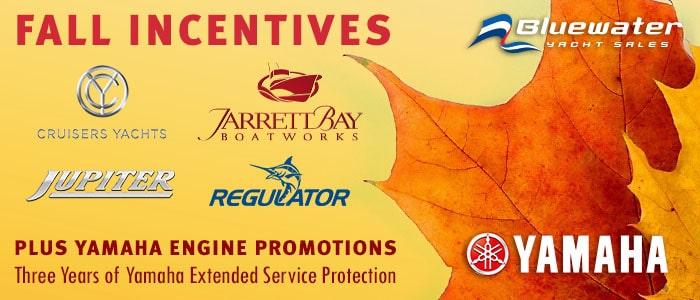 Fall Incentives