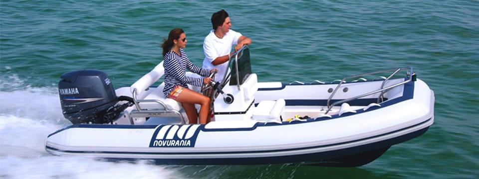 Novurania Yacht Tenders