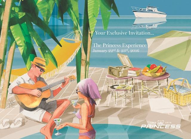 Princess Yachts Experience