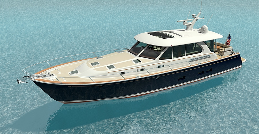 All-New Sabre 66 Takes Shape