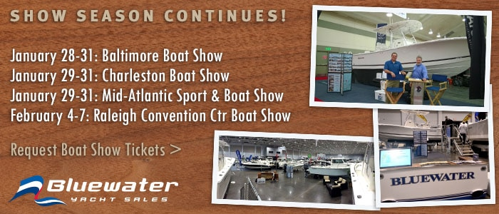 Winter Boat Show Season is in Full Swing