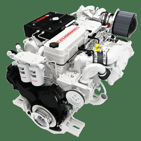 cummings marine motor