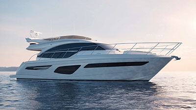 Princess-55-flybridge