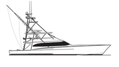 Jarrett Bay-84-Sportfisherman