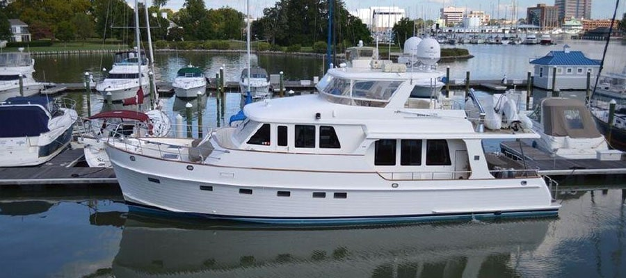 Bay Bridge Marina Hosts TrawlerFest