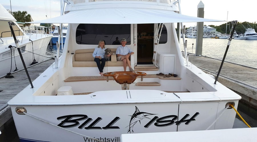 Viking 55 Bill Fish