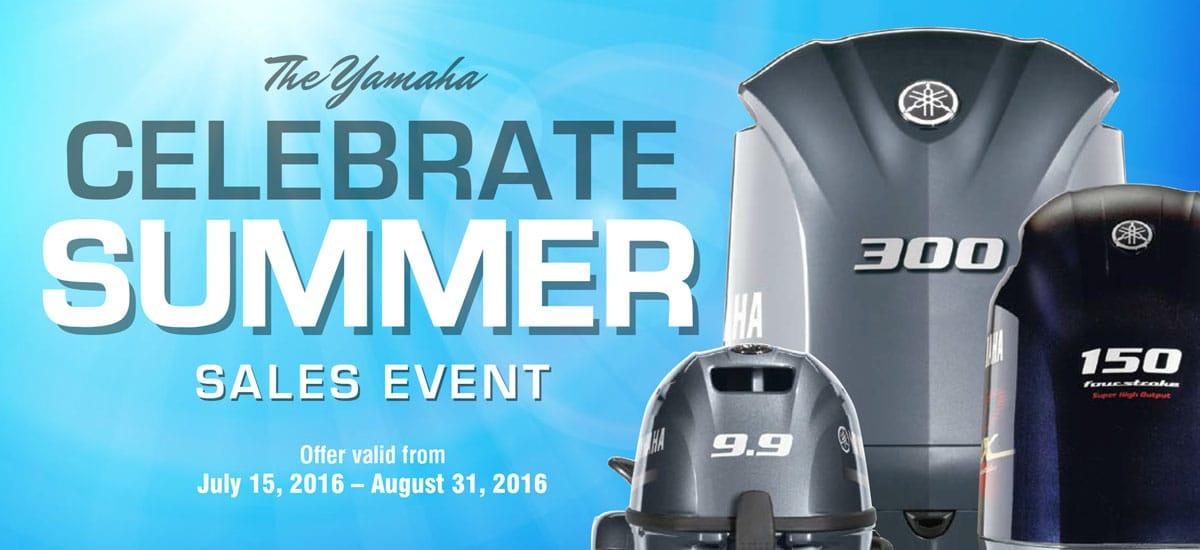 2016 Yamaha Celebrate Summer_banner