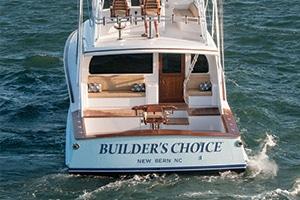Builder's Choice Rear