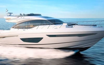 The Princess Yachts Experience ~ Maryland