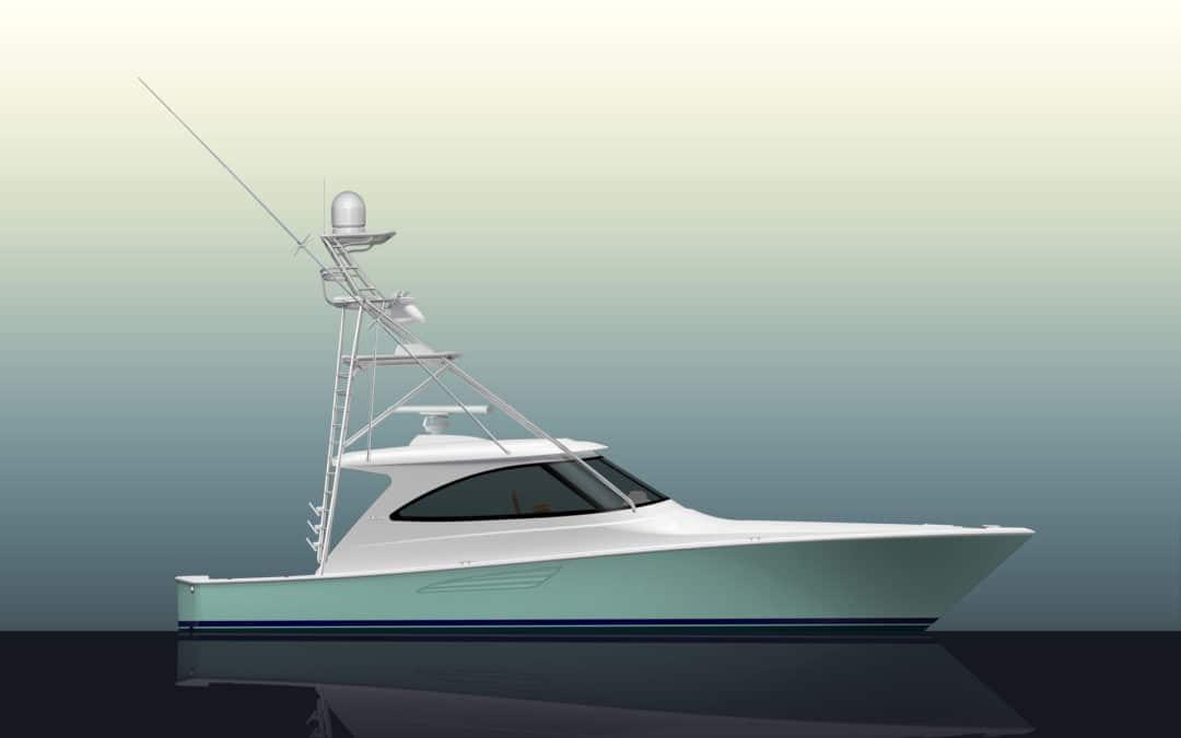 Viking Yacht VIP Boat Show