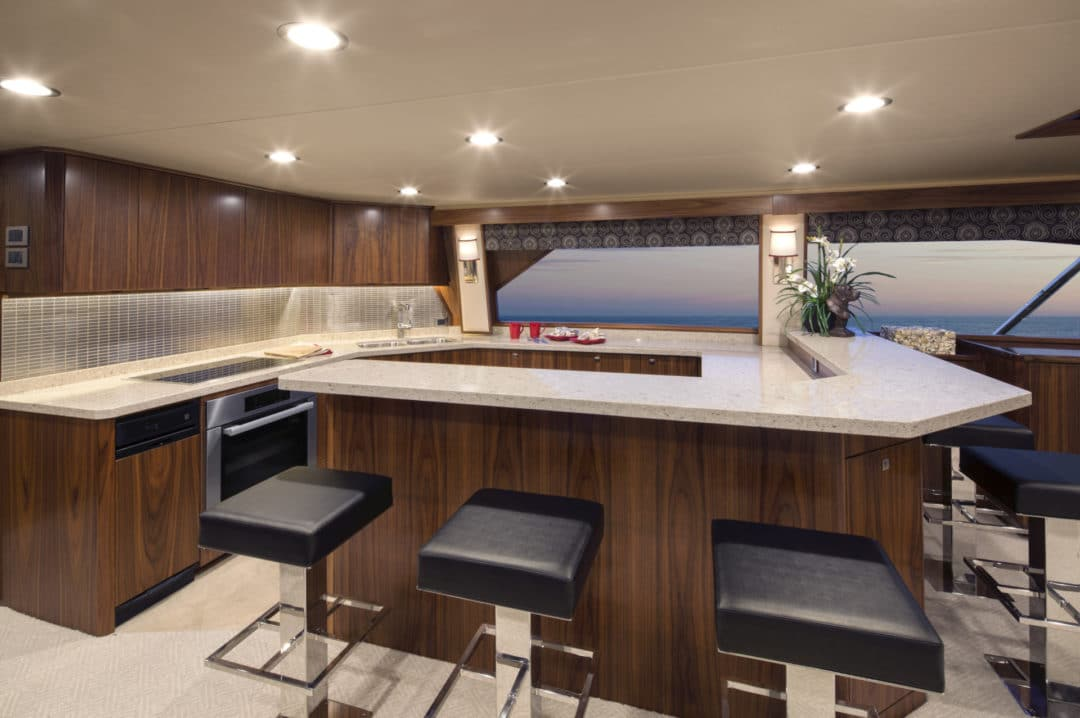 Q-Viking 92 Galley