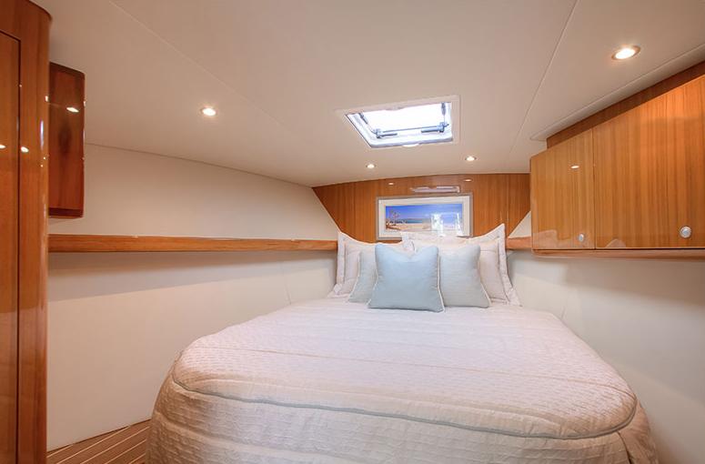Viking 37 Billfish stateroom