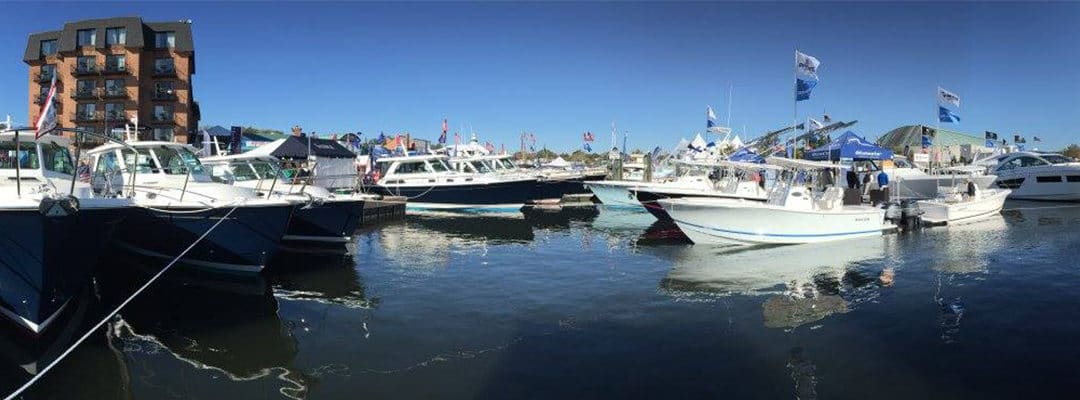 Your Yachting Authority at the Annapolis Boat Show
