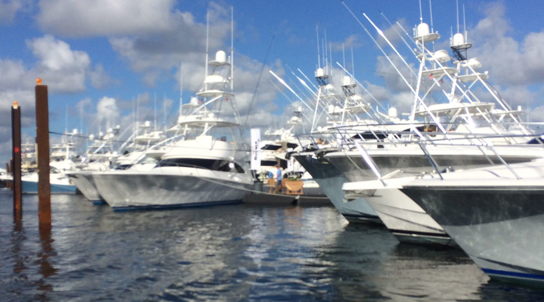Experience the Largest Boat Show in the U.S.