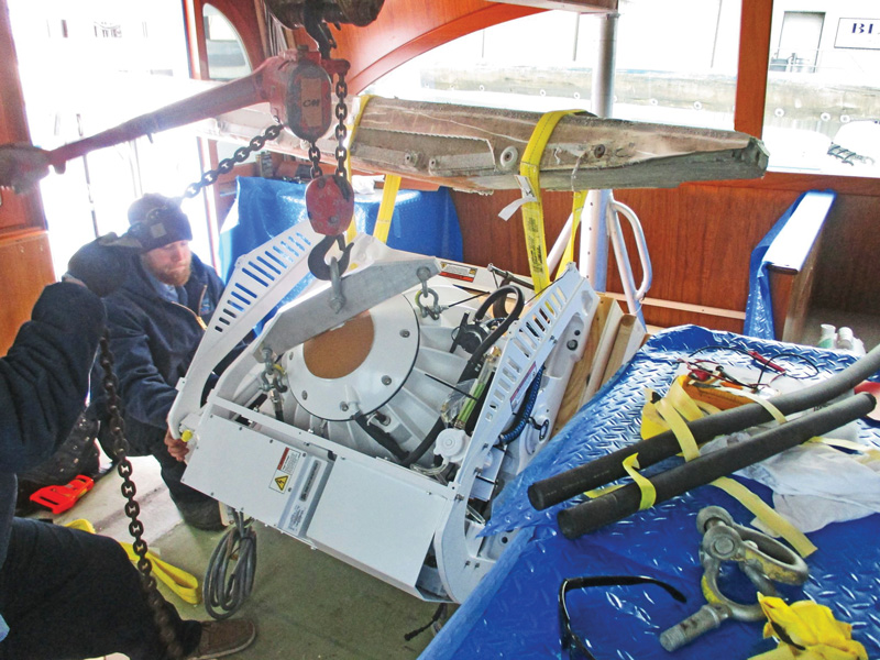 seakeeper install