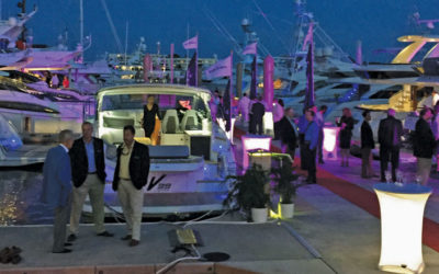 Experience the Newest Models from Princess Yachts in South Florida