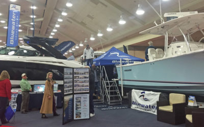 Winter Boat Shows to Get You on the Water This Spring