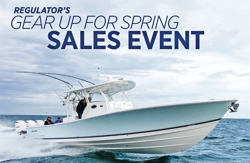 Gear Up For Spring_Sales Event