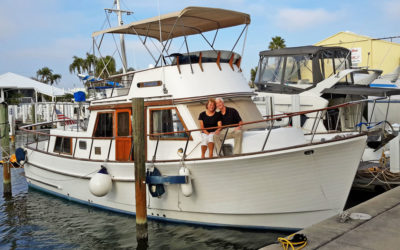 Pleasant Demeanor and Accommodating Nature Wows Boat Owners