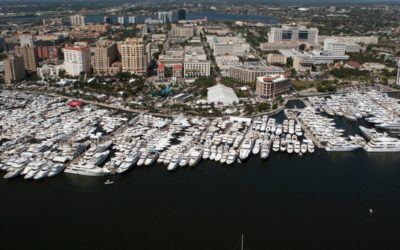 The Finest Yachts on Display at the Palm Beach Boat Show