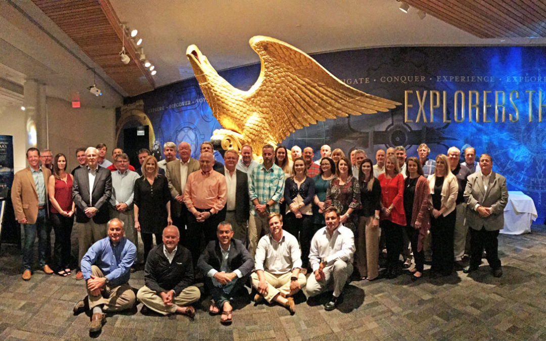 Bluewater Yacht Sales Celebrates Team Members at Annual Awards Banquet