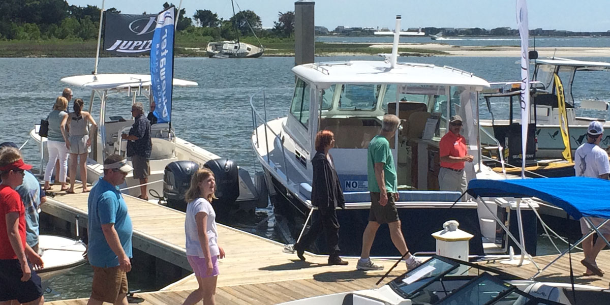 Crystal Coast Boat Show