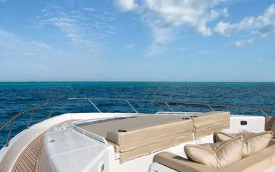 Viking Yachts Reinvisions the Motoryacht Horizon