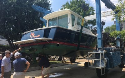 Working a Quick Sale on a Back Cove 33