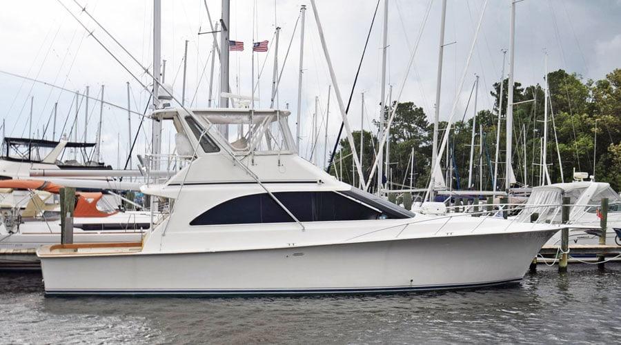 Kirby Ocean Yacht