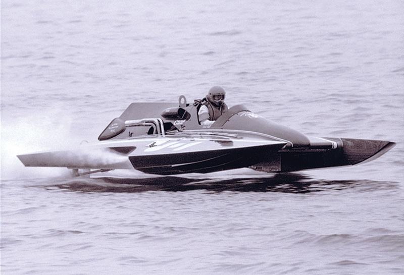 Bluewater hydroplane racing