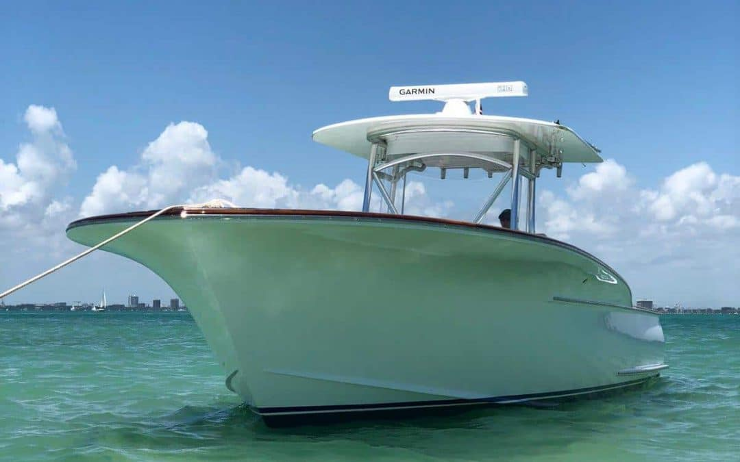 Jarrett Bay 32 Center Console Heads to Florida