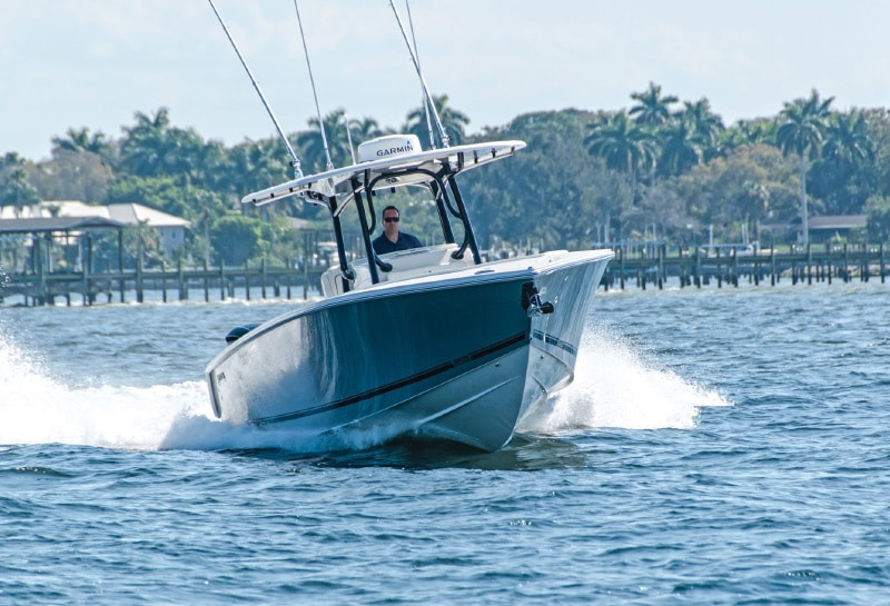 How do traditional Deep-V hull designs compare to their high-speed